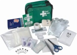 First aid family kit