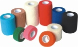 Cohesive cotton bandage